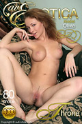 avErotica gallery - Throne - 80 photos - Olivia