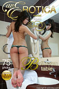 avErotica gallery - Bathroom table - 75 photos - Rose
