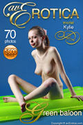 avErotica gallery - Green baloon - 70 photos - Kylie