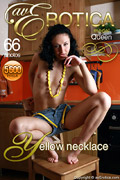 avErotica gallery - Yellow necklace - 66 photos - Queen