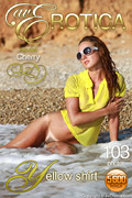 avErotica gallery - Yellow shirt - 103 photos - Cherry