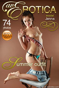 avErotica gallery - Summer outfit - 74 photos - Jenna