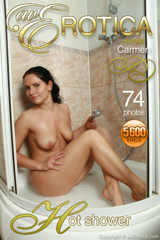 avErotica gallery - Hot shower - 74 photos - Carmen