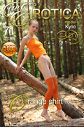 avErotica gallery - Orange shirt - 71 photos - Kylie