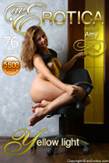 avErotica gallery - Yellow light - 76 photos - Amy