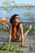 avErotica gallery - Nude beach - 73 photos - Renata
