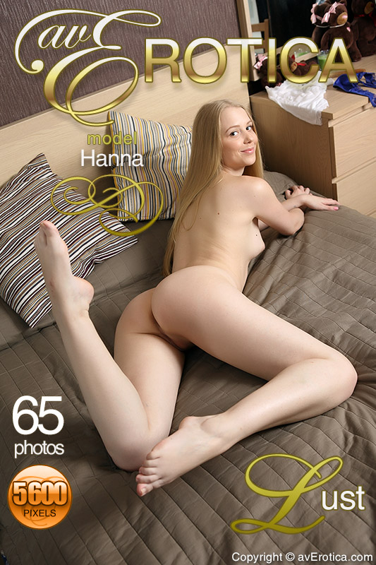 avErotica gallery - Lust - 65 photos - Hanna
