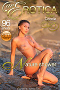 avErotica gallery - Nature shower - 96 photos - Cecelia