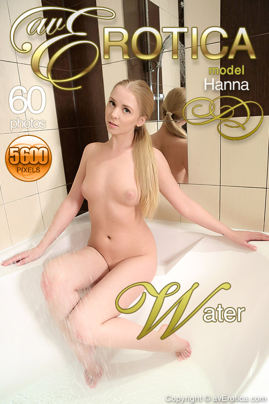 avErotica gallery - Water - 60 photos - Hanna