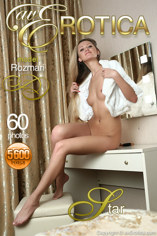 avErotica gallery - Star - 60 photos - Rozmari