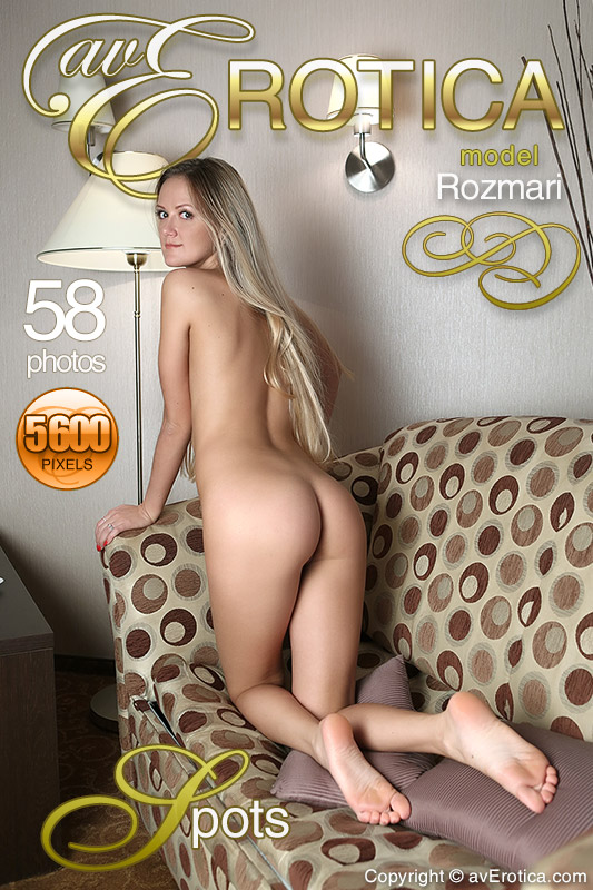 avErotica gallery - Spots - 58 photos - Rozmari