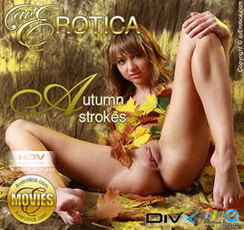 avErotica movie - Autumn strokes - Sandy