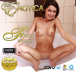 avErotica movie - Funny shower - Chloe