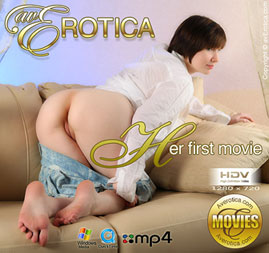 avErotica movie - Her first movie - Hope
