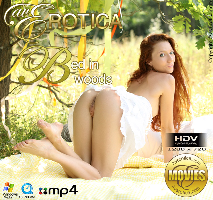 avErotica movie - Bed in woods - Kesy