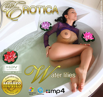 avErotica movie - Water lilies - Macy
