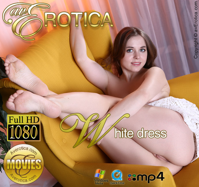 avErotica movie - White dress - Sonia