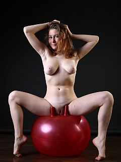 Red ball, #1