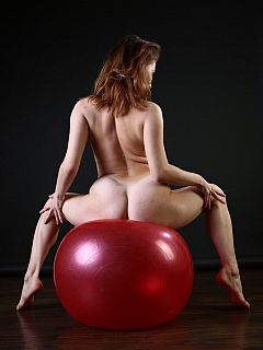 Red ball, #4